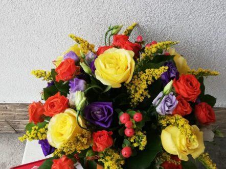 aranjament floral 135